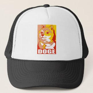 DOGE TRUCKER HAT