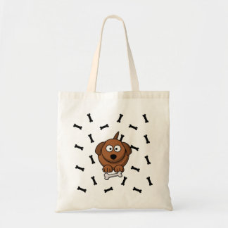 Doggie Toys and Treats Tote Bag