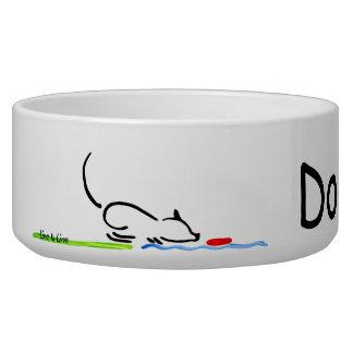 doggy fun dog bowl