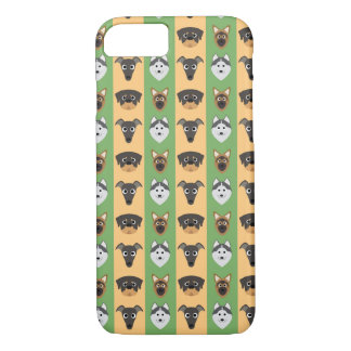 Doggy Stripes iPhone 8/7 Case