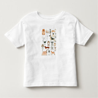 Dogs Toddler T-Shirt