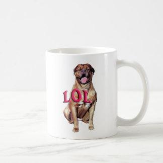 Dogue de Bordeaux LOL Coffee Mug