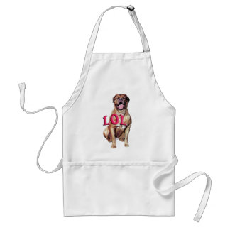 Dogue de Bordeaux LOL Standard Apron