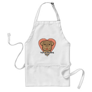 Dogue de Bordeaux Lover Standard Apron