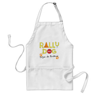 Dogue de Bordeaux Rally Dog Standard Apron