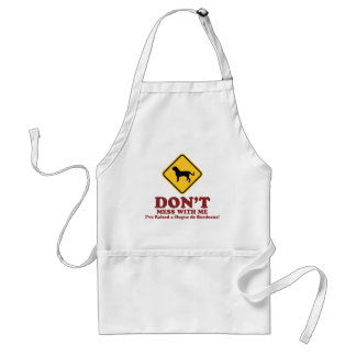 Dogue de Bordeaux Standard Apron