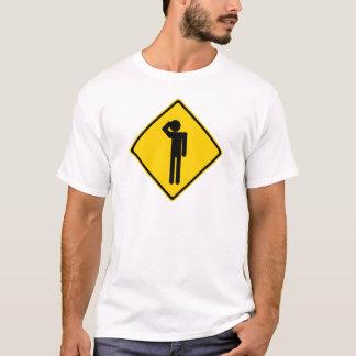 Doh Road Sign T-Shirt