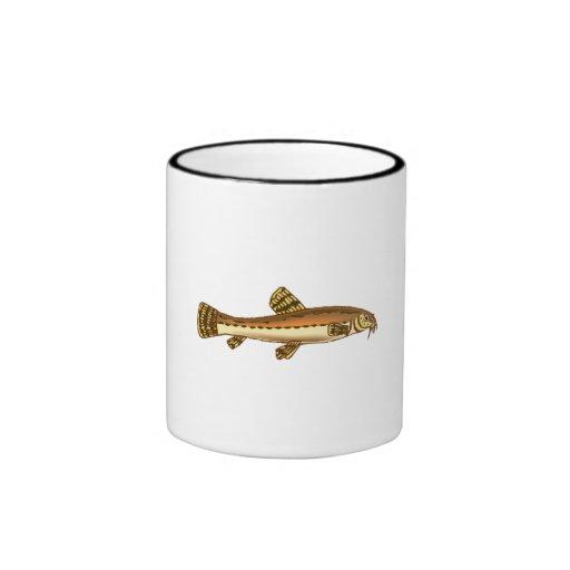 Dojo Fish Mug