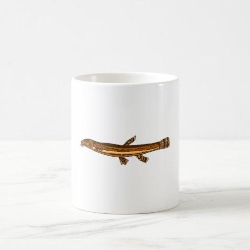 Dojo Fish Coffee Mug