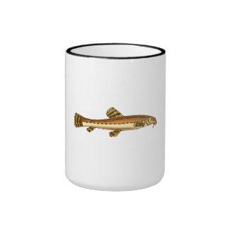Dojo Fish Ringer Mug
