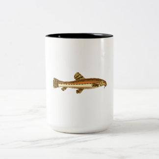 Dojo Fish Two-Tone Mug