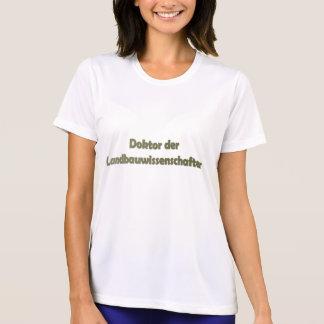 Doktor der Landbauwissenschaften Shirts