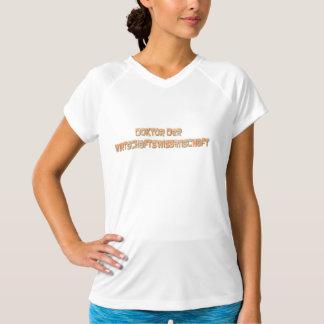 Doktor der Wirtschaftswissenschaft T Shirt