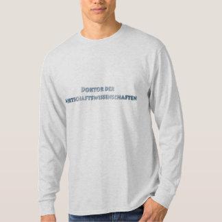 Doktor der Wirtschaftswissenschaften Tee Shirt