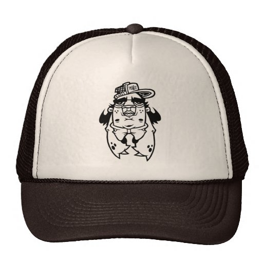 DOLLA character hat