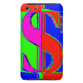 Dollar Sign Pop Art Case iPod Case-Mate Case