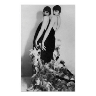 Dolly Sisters Poster