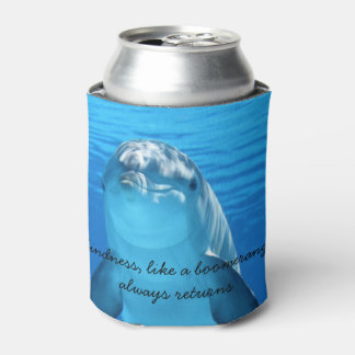 Dolphin can cooler