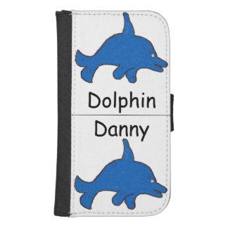 Dolphin Danny Samung Galaxy 4 Phone Case