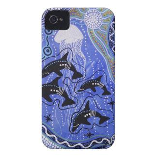 Dolphin Dreaming Blackberry Case