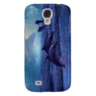 Dolphin fun and play galaxy s4 case