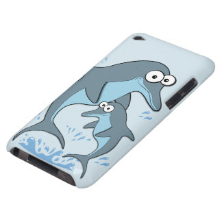 Dolphins iPod Touch Cover