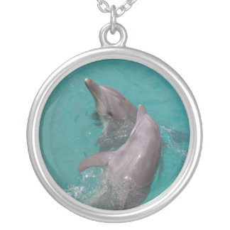 Dolphins Necklace