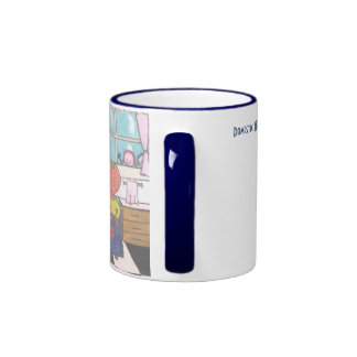 Domestic Not Basic Coffee Mug