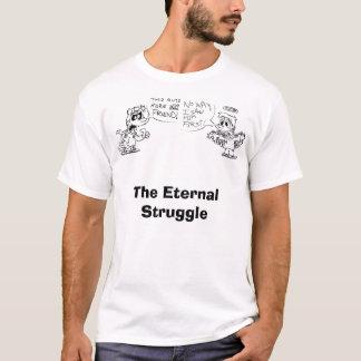 Dominic & Adam, The Eternal Struggle T-Shirt
