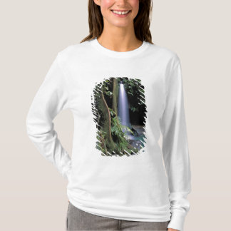 Dominica, Emerald Pool, Waterfall. T-Shirt