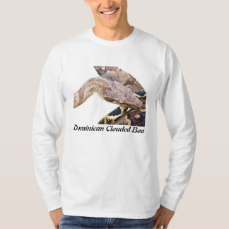 Dominican Clouded Boa Basic Long Sleeve T-Shirt