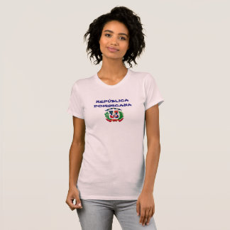 Dominican Republic Coat of Arms Shirt