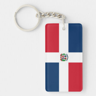 Dominican Republic Key Ring