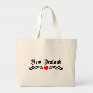 Dominican Republic Tattoo Style Canvas Bag
