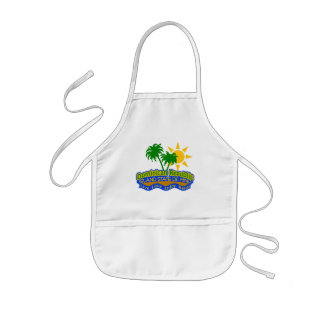 Dominican State of Mind apron - choose style