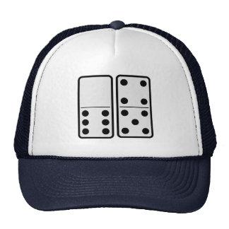 Dominoes Cap