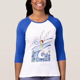 Don´t stop sailing my little boat T-Shirt