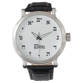 Don Time Watch