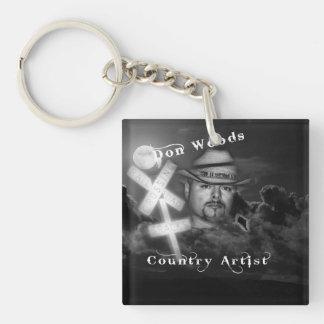 Don Woods Key Ring