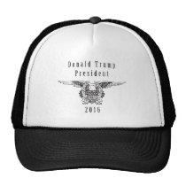 Donald Trump President 2016 Cap