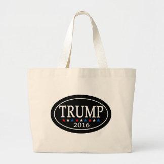 Donald Trump President 2016 Large Tote Bag