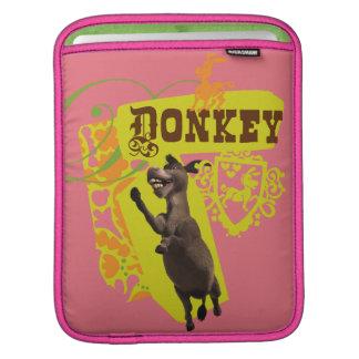 Donkey Graphic iPad Sleeve