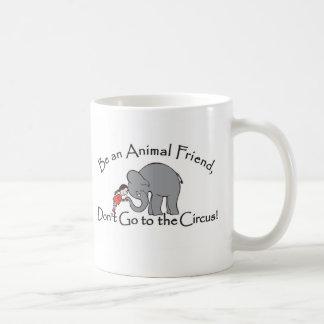 Don't Go to the Circus Mug