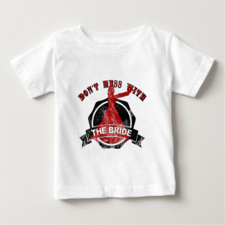 Don't measuring with the bride baby T-Shirt