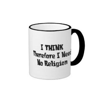 Don't Need Religion Mug