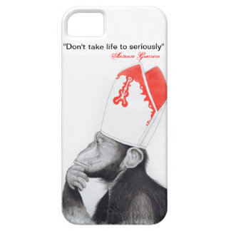 Don't take life to seriously iPhone 5 covers