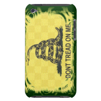 Don't Tread on Me iPod Touch Case