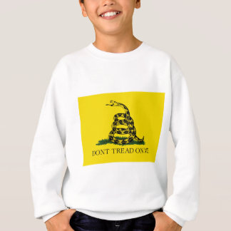 DONT TREAD ON ME, The Gadsden Flag Sweatshirt