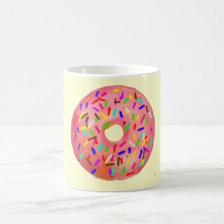 Donut with Sprinkles Coffee Mug