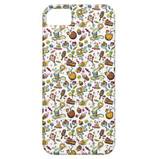 Doodles sweetness barely there iPhone 5 case